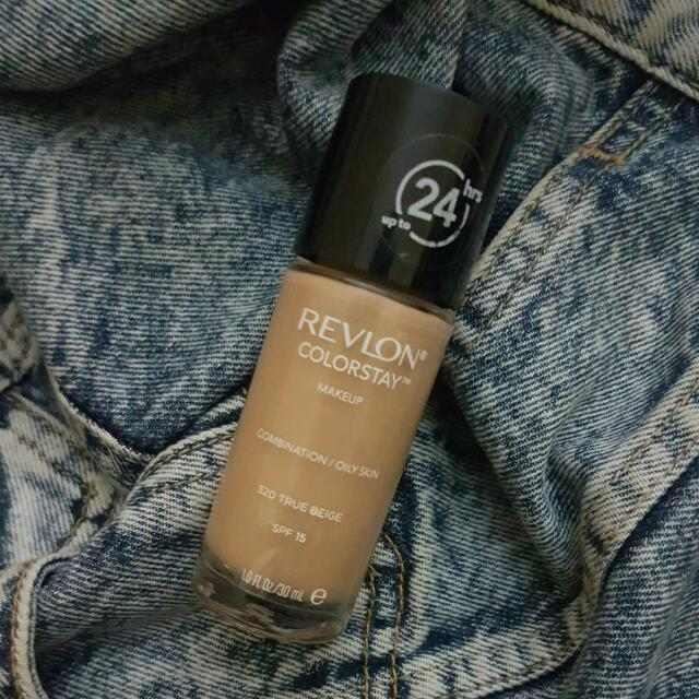 Revlon Colorstay Foundation (True Beige)