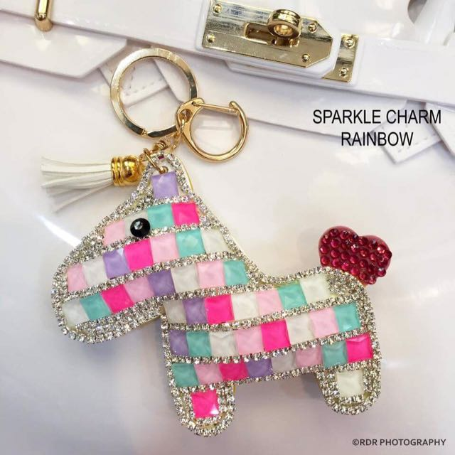 Rodeo Sparkle Charm