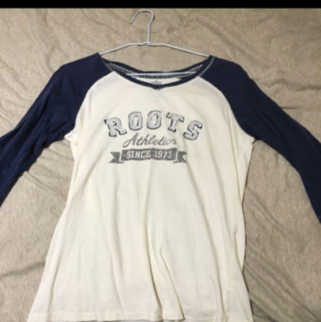 Roots 上衣 S