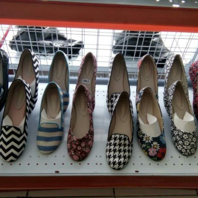 Sepatu Wanita Nyaman Dipakai
