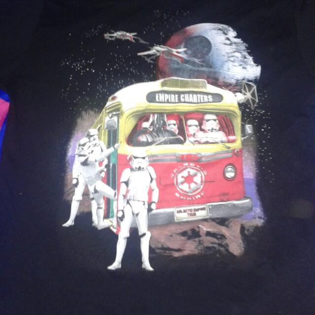 Star Wars Ts Official