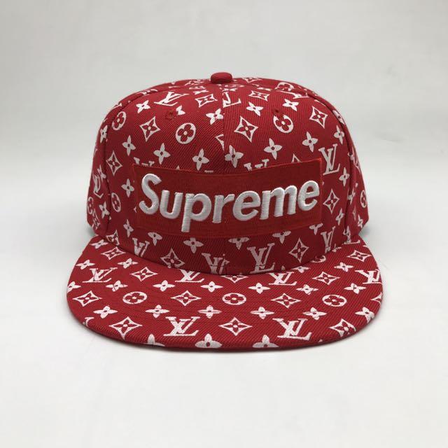 8a83d80d105 Supreme Lv Snapback Cap