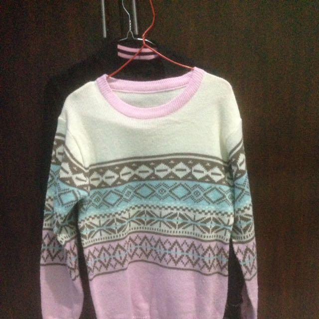 Sweater Tribal