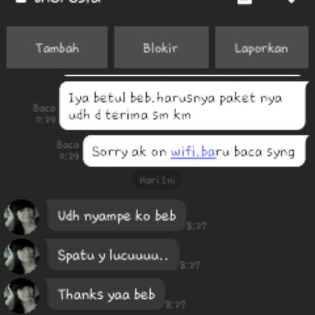 Testi Preloved Beverly