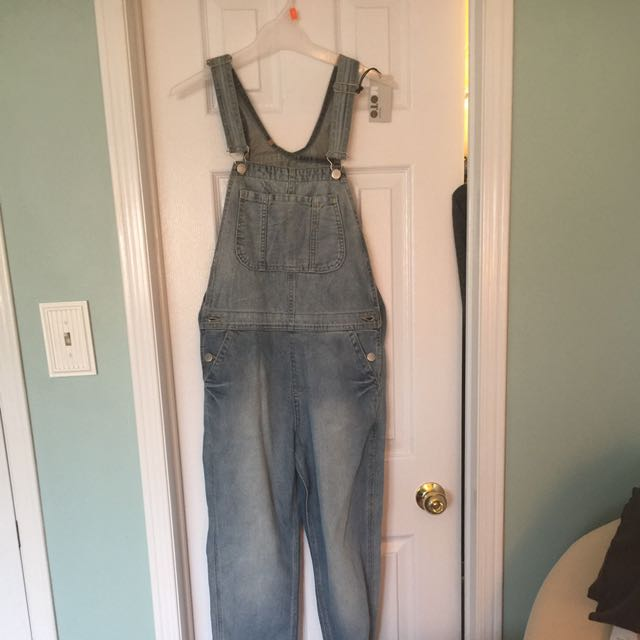 Top Shop Overalls Size 6