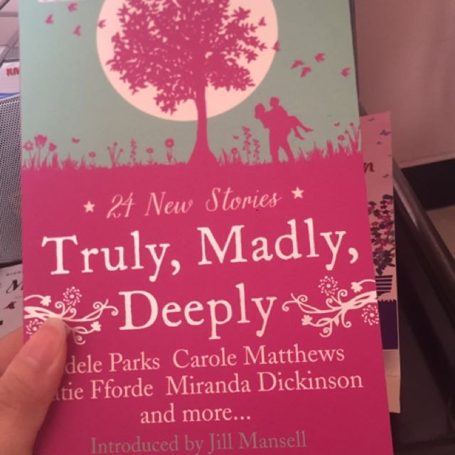 Truly, Madly, Deeply Novel