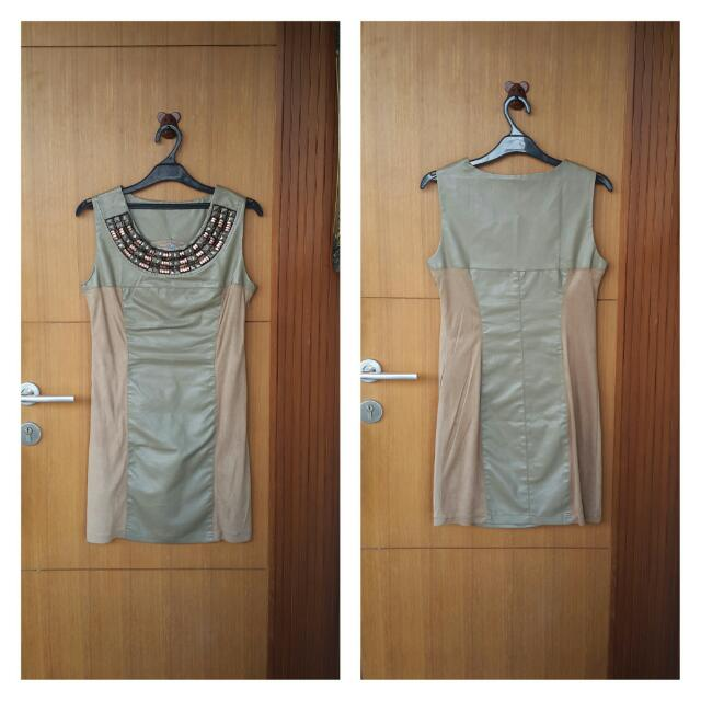 Two Toned Dress