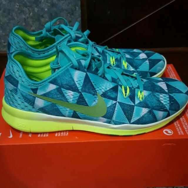 online retailer 1c9cc e4f3d WMNS Nike Free 5.0 TR Fit 5 PRT Running Shoe