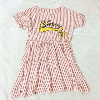 日本購入 RETRO GIRL(レトロガール)紅色洋裝