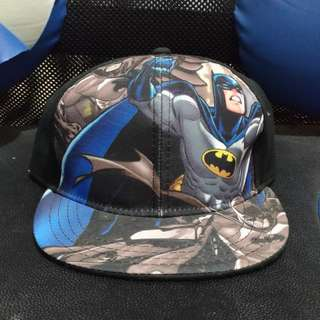 Batman Graphics Fitted Cap / Unisex