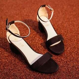 Korean Thick Heels
