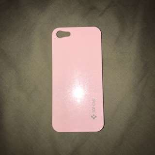 Casing Pink (iPhone 5)