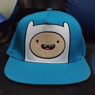 Finn Adventure Time - Snapback Cap