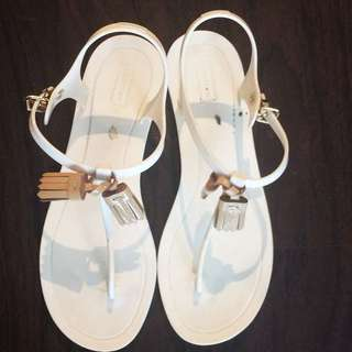 Hunter Sandals -size 8