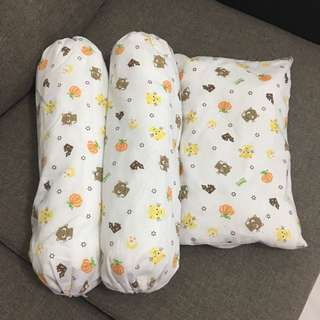 Baby Pillow And Booster