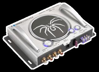 汽車音響全新美國SOUNDSTREAM超低音數碼處理器