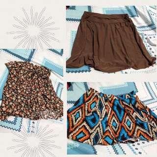 Summer Skirt Plus Size