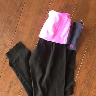 PINK Yoga VS Leggings Medium