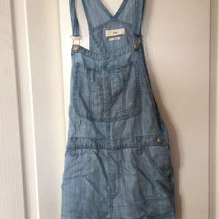 Aritzia Overalls Size S, In Great Condition Originally Bought For $80