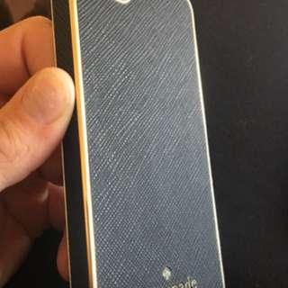 Kate spade I phone 5-5s case