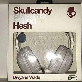 Skullcandy Supreme Sound Hesh Dwyane Wade Edition Headphones