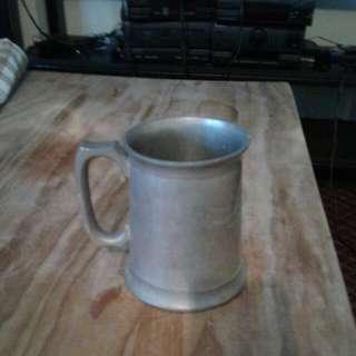 Chinese Pewter Mug