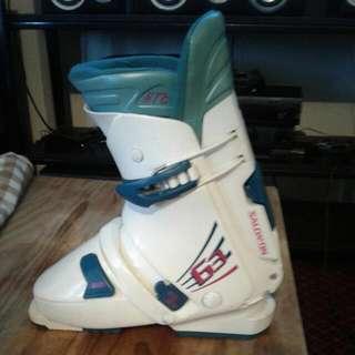 Salomon Ski Boots 315/24.5 White
