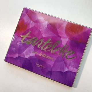 Tartelette in bloom eye shadow palette (TARTE)
