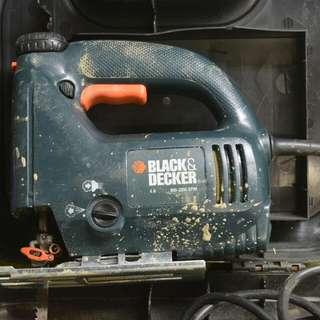 Black & Decker Jig Saw - Pick Up Don Mills