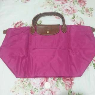 100% new - Longchamp 手挽袋