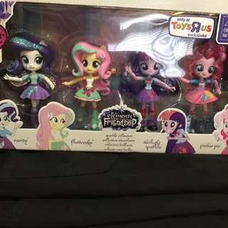 My Little Pony Equestrian Girls