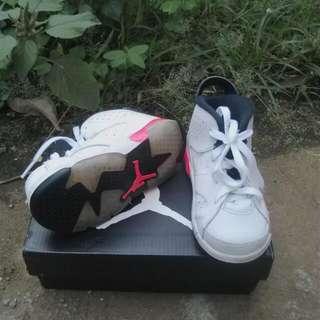 Jordan 6 White Infrared 7c