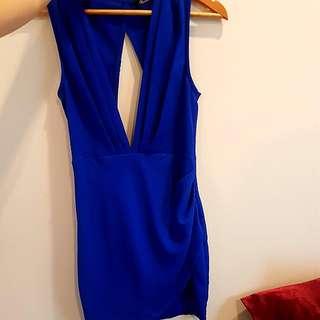 Size 10 Open Back Dress