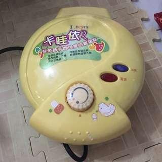 限a25(雞蛋糕機)