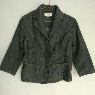 Jacket Denim (Blazer) Outer