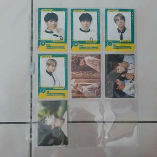 [PRICE REDUCED] BTS OFFICIAL PHOTOCARDS