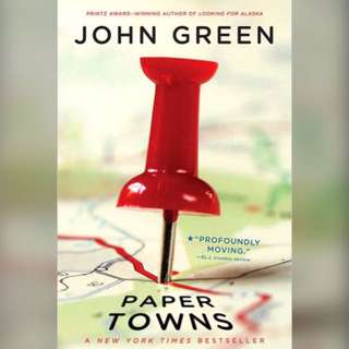#FREE Paper Towns Ebook