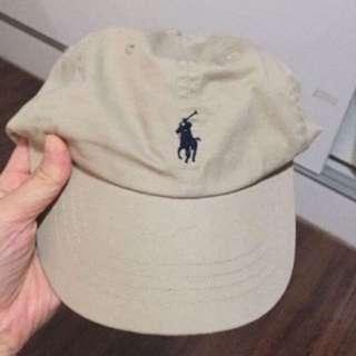 Polo Ralph Lauren Beige Cap