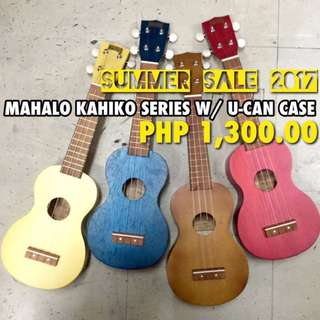 Ukelele Summer Sale