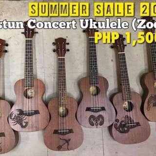 Ukelele Summer Sale