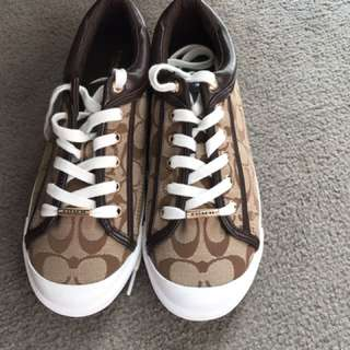 Coach New York Shoes
