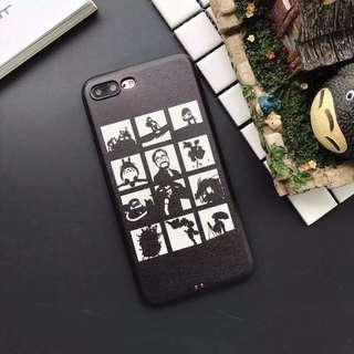 PO - New Totoro iPhone Case Cover For Men
