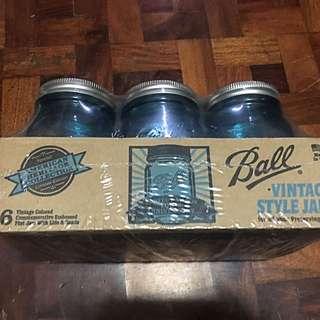 16oz. Ball Vintage Style Mason Jars