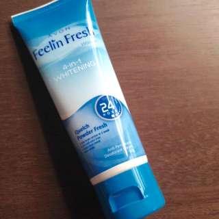 AVON Feeling Fresh Deodorant Cream