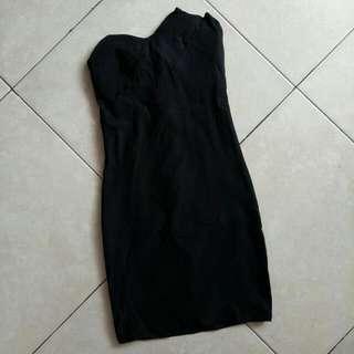 Preloved Black Mini Dress