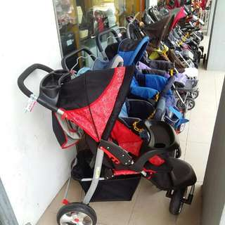 Branded Pre Loved Baby Strollers