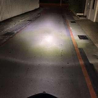 機車LED大燈