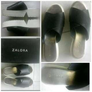 Zalora Flatform Sandals Like Zara Topshop Forever 21
