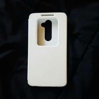 LG G2 smart view flip case