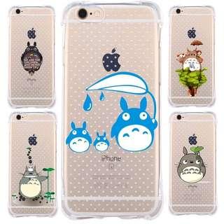 PO - Cute Totoro iPhone Case Cover